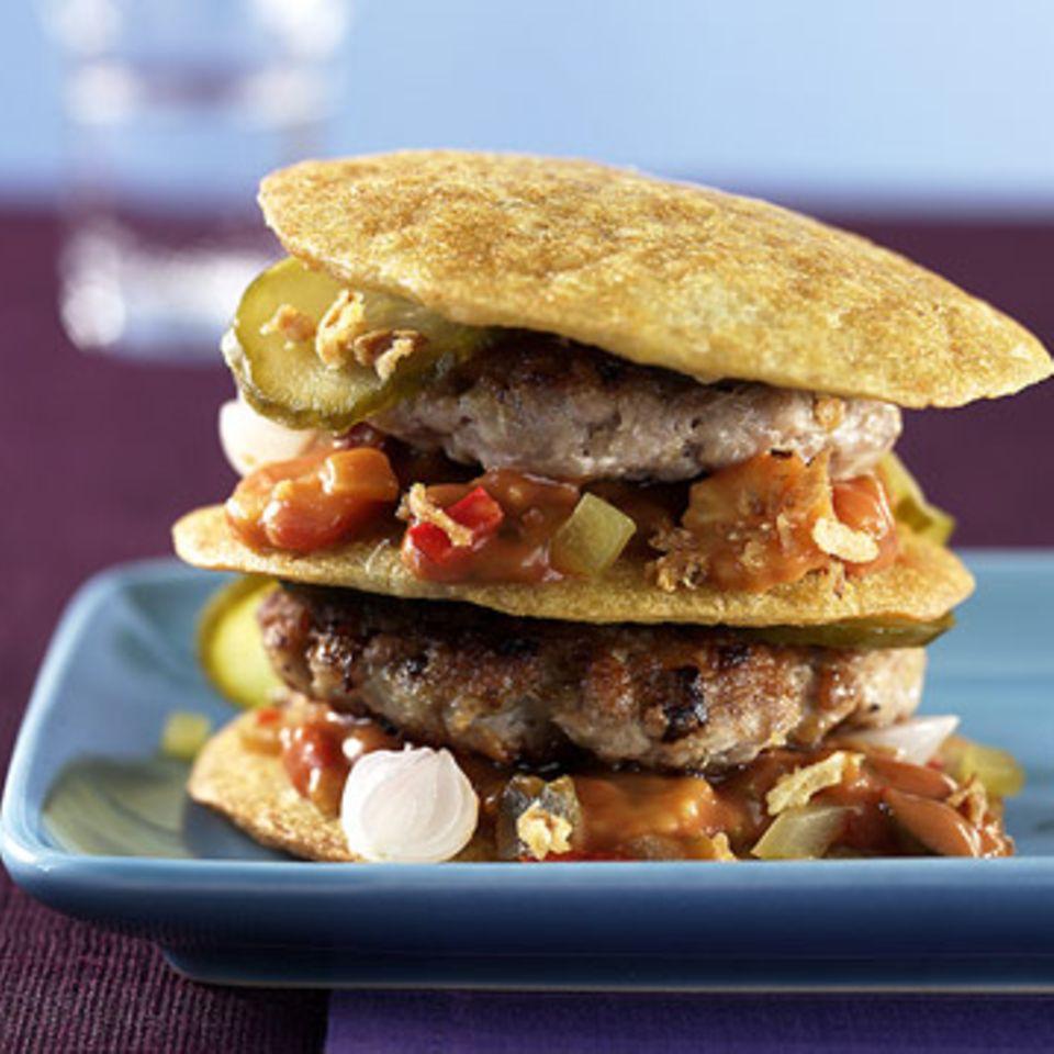Puffer-Burger