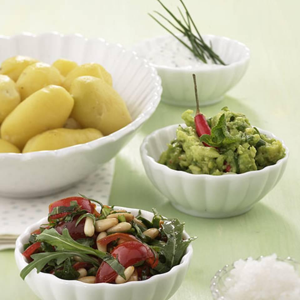 Minz-Guacamole Rezept