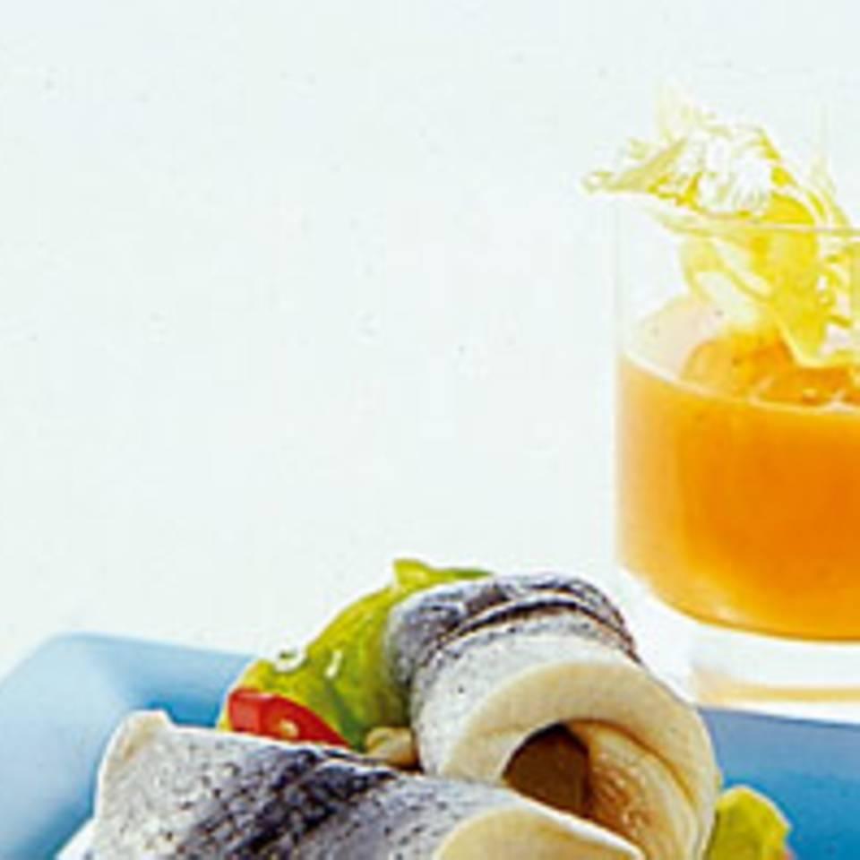 Gemüsesaft-Cocktail Rezept