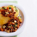 Baked Potato mit Tatar-Sugo