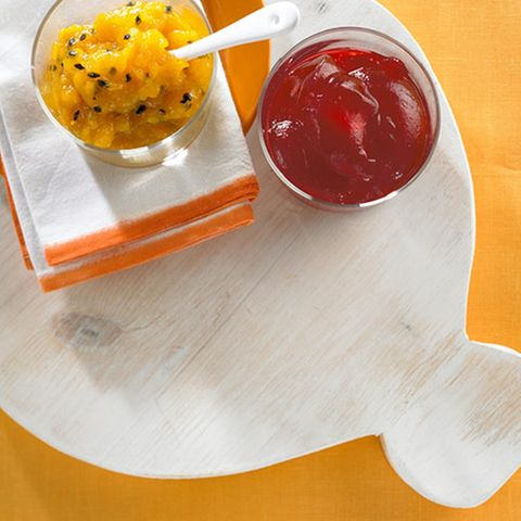 Apfel-Cranberry-Gelee