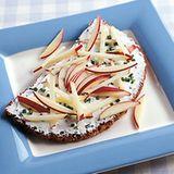 Apfel-Meerrettich-Brot
