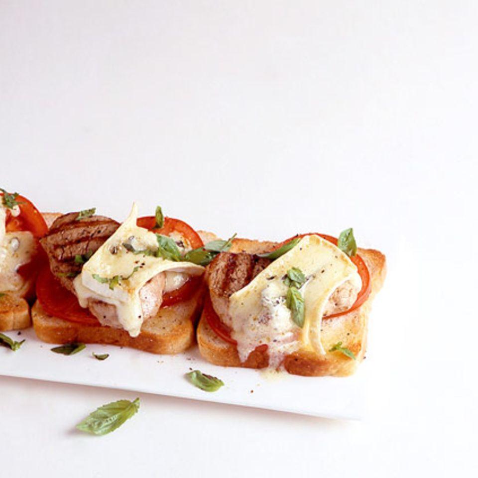 Filet-Toast
