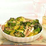 Kartoffel-Broccoli-Auflauf