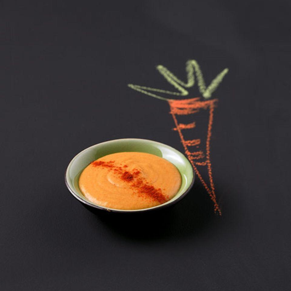 Paprika-Bohnen-Dip