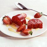 Erdbeer-Campari-Sülze