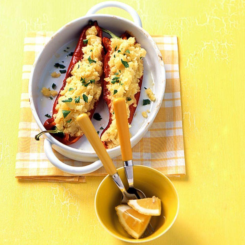 Griechisches Kartoffelpüree