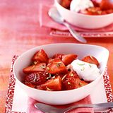 Pfeffer-Erdbeeren