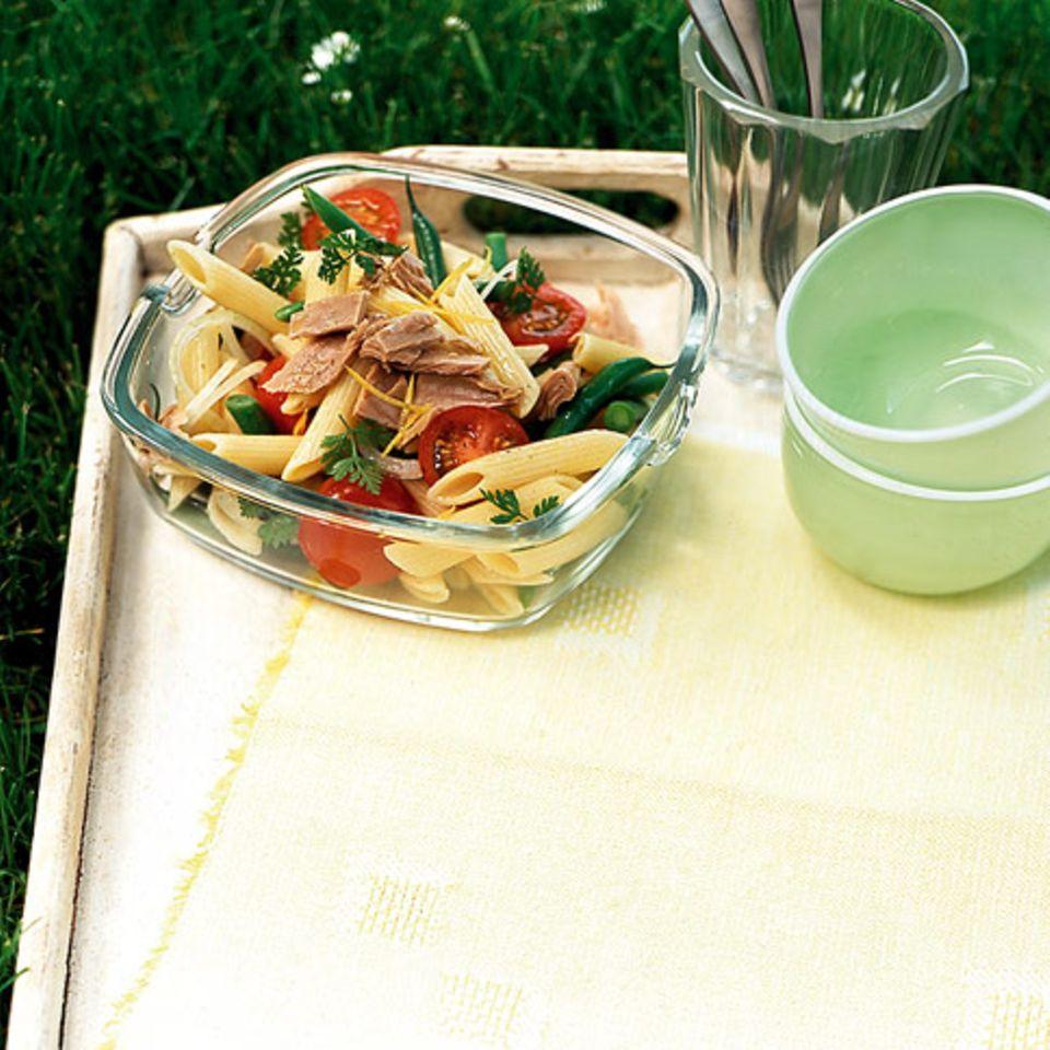Nudel-Thunfisch-Salat