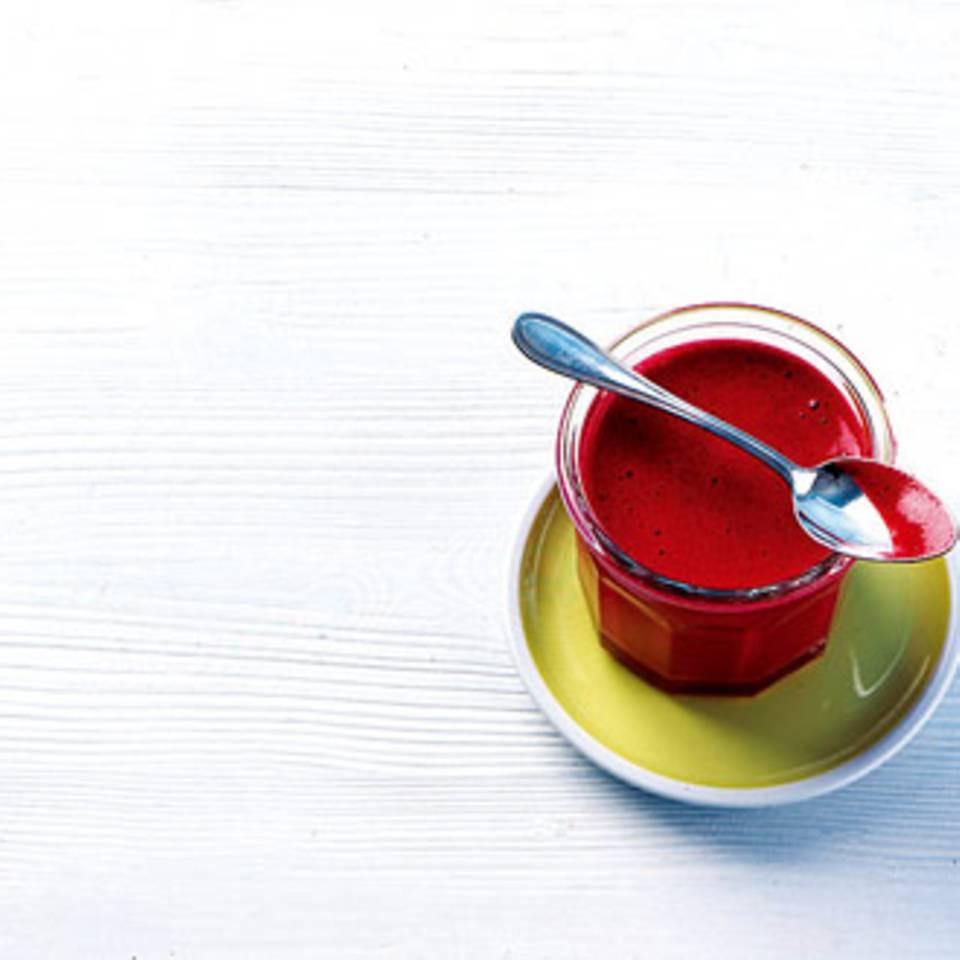 Johannisbeer-Konfitüre Rezept