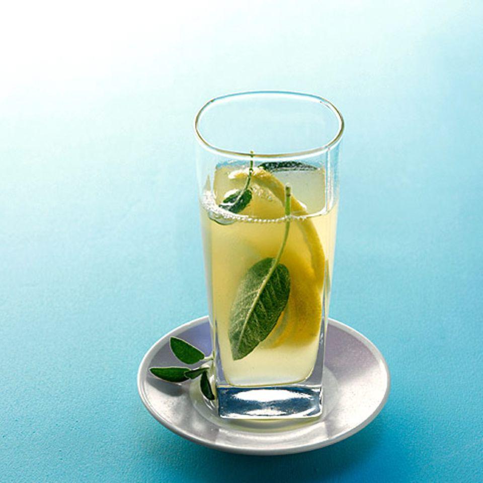 Salbei-Minz-Limonade