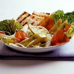 Römersalat mit Fenchel