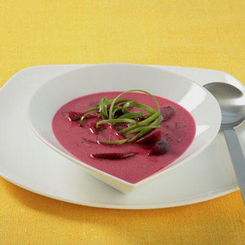 Rote-Bete-Kokos-Suppe