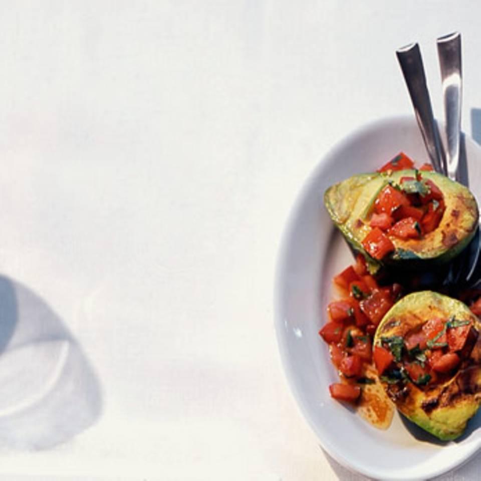 Gegrillte Avocado Rezept