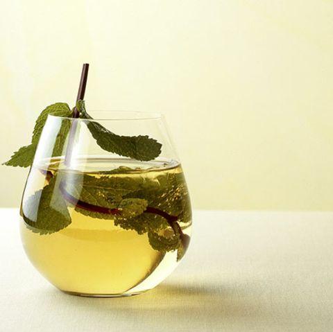 Tee-Sekt