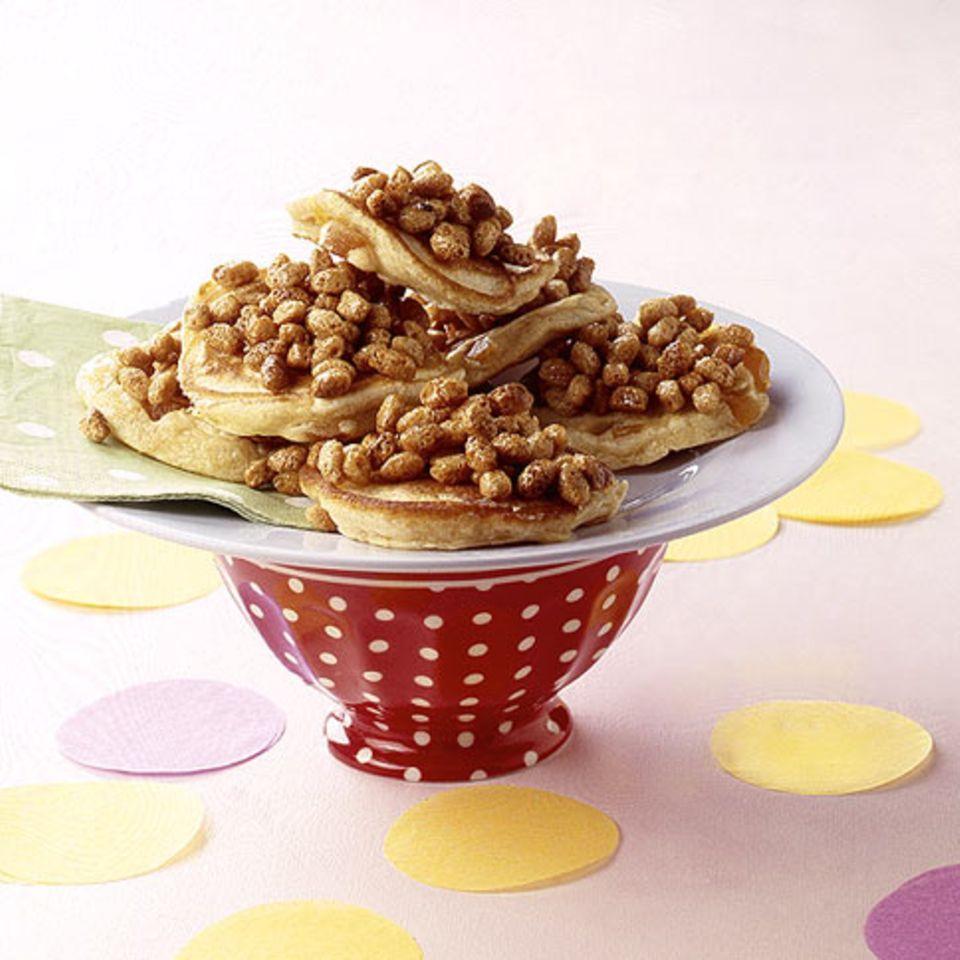 Knusper-Pancakes