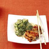 Gurken-Ingwer-Salat