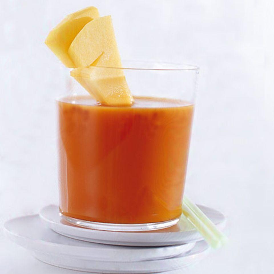 Mango-Möhrendrink