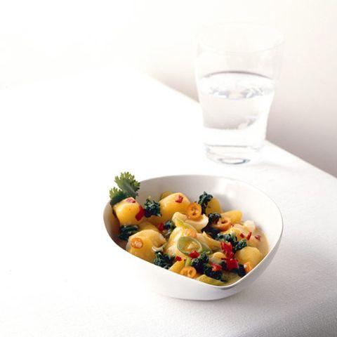 Kartoffel-Kokos-Curry