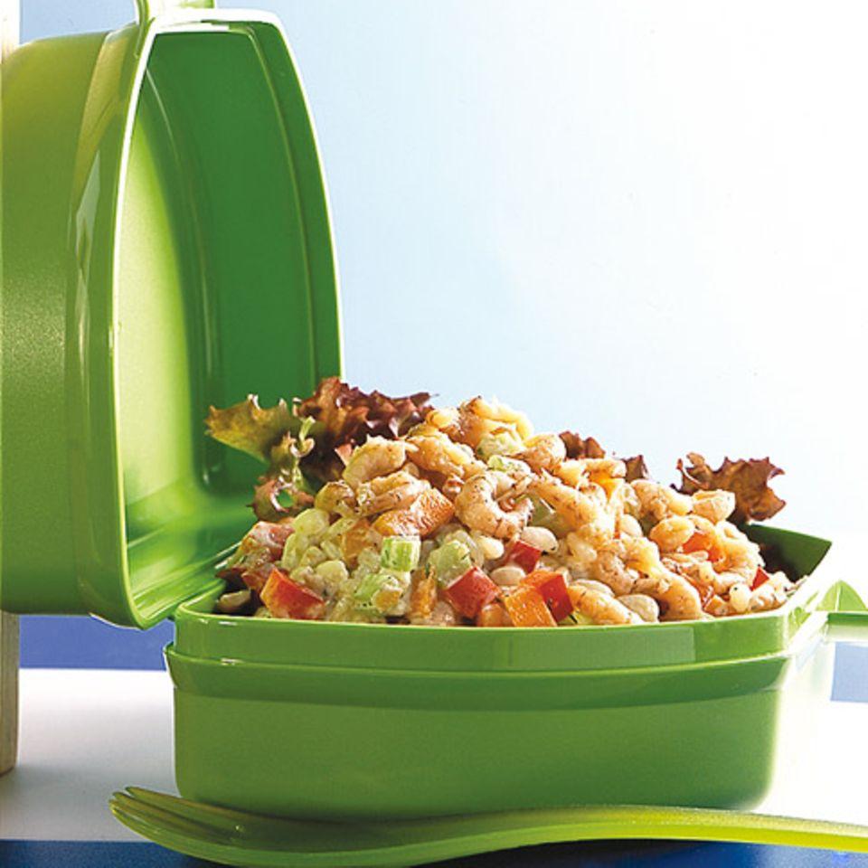 Ebly-Salat mit Krabben