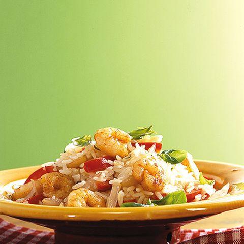 Schalotten-Chili-Reis