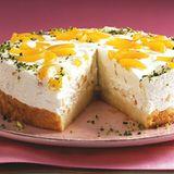 Zitrus-Aprikosen-Torte