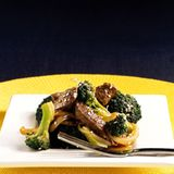 Rinderfilet mit Broccoli