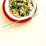Spargel-Kresse-Salat