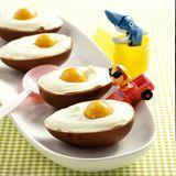 Süße Kokos-Eier