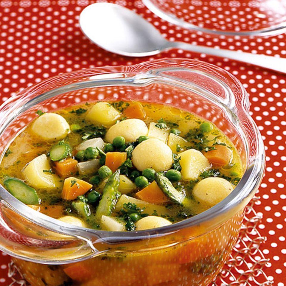 Gemüse-Eintopf
