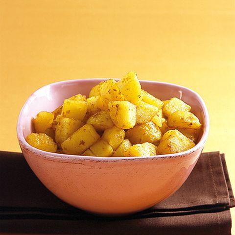 Scharfe Paprika-Röstkartoffeln
