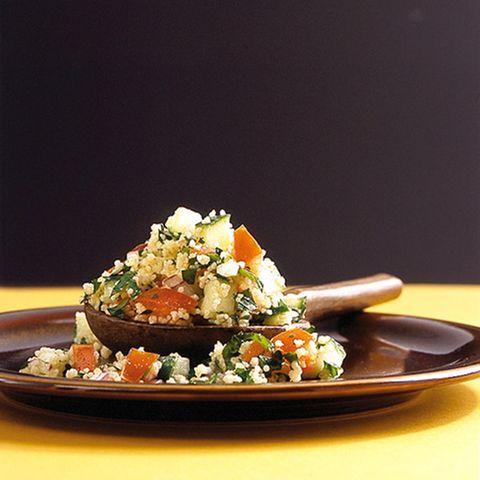 Couscous-Petersilien-Salat