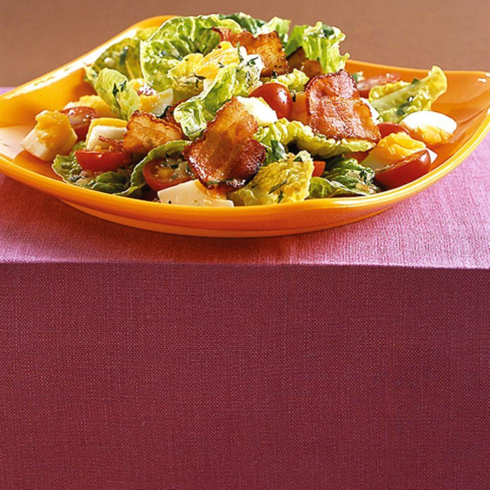 Knuspriger Salat