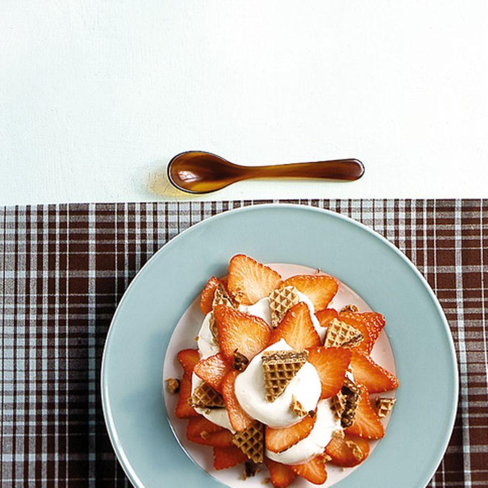 Erdbeer-Schmankerl-Creme