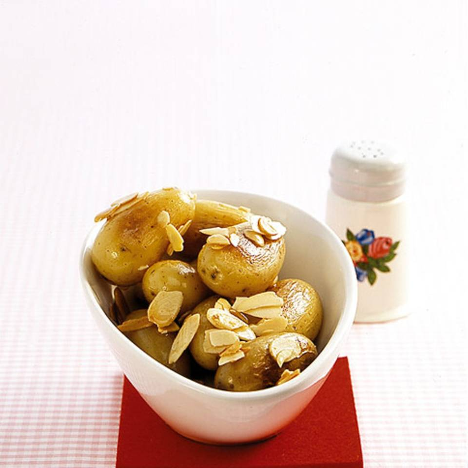 Mandelkartoffeln Rezept