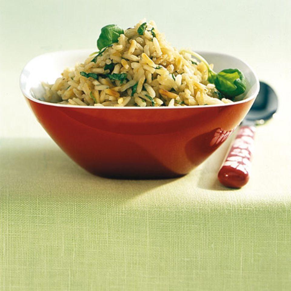 Gerösteter Reis