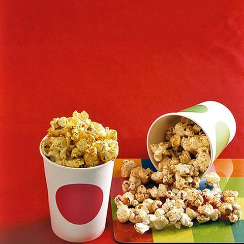 Zweierlei Popcorn