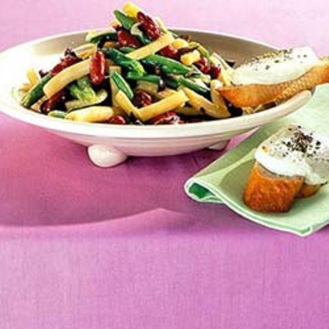 Bohnensalat