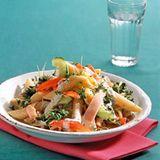 Nudel-Gurken-Salat