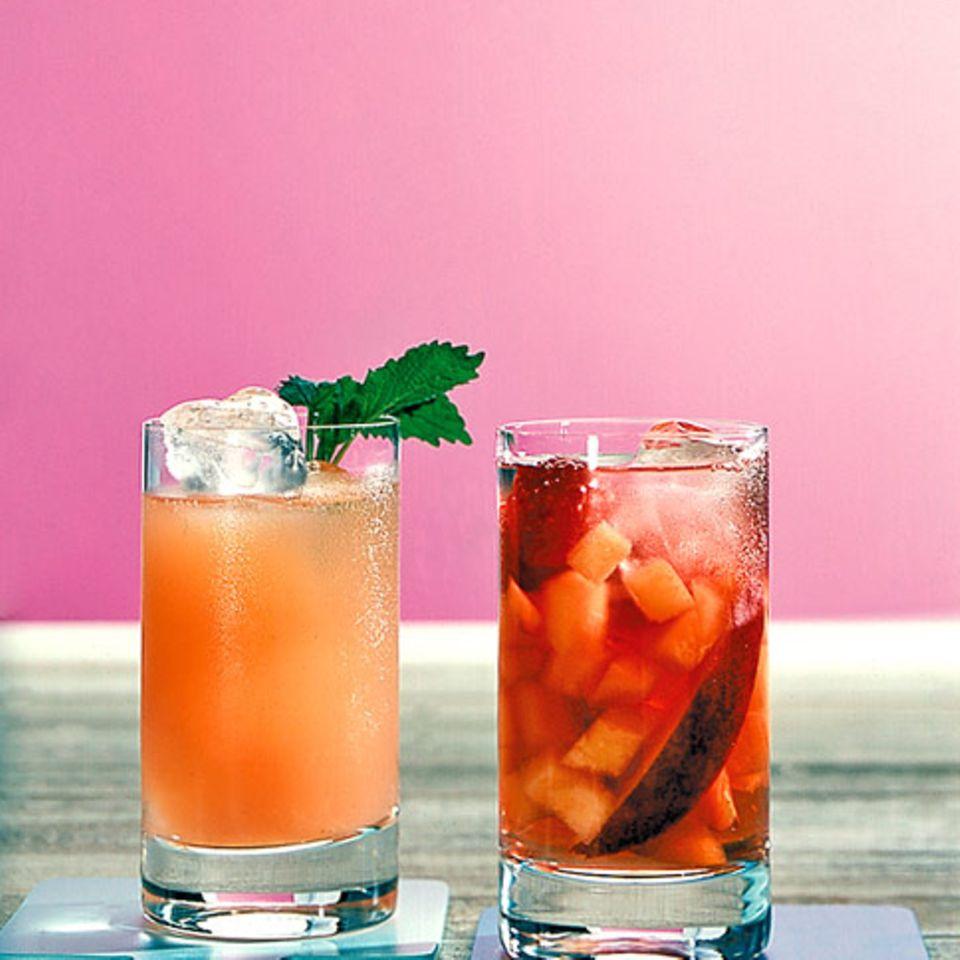 Grapefruit-Tee