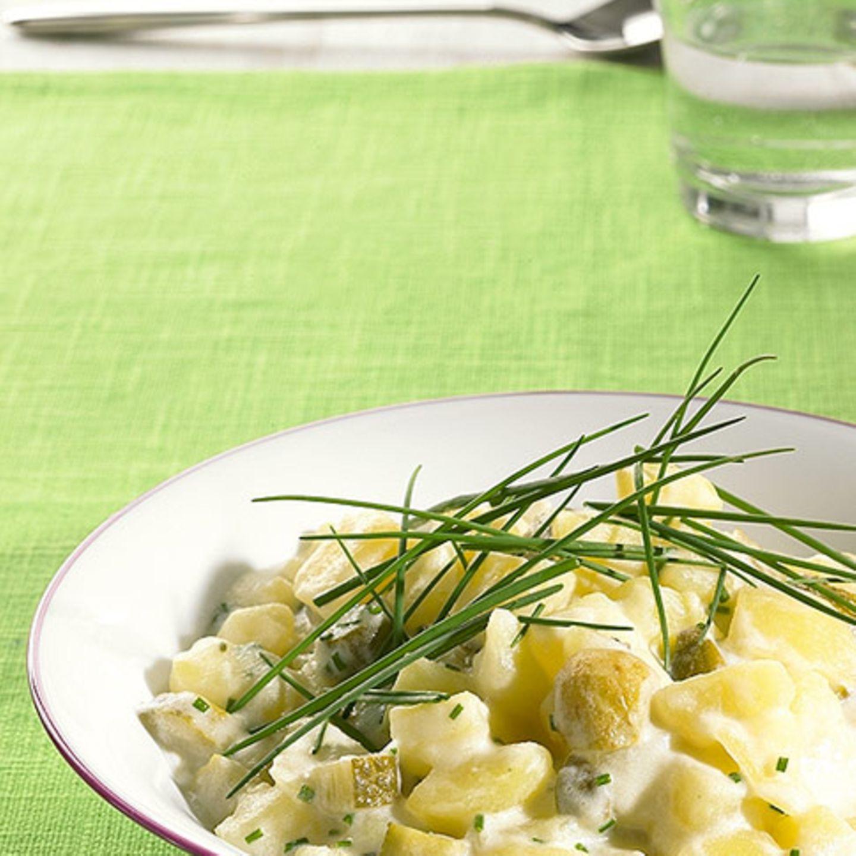 Saures Kartoffelgulasch