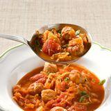 Sauerkraut-Tomaten-Eintopf
