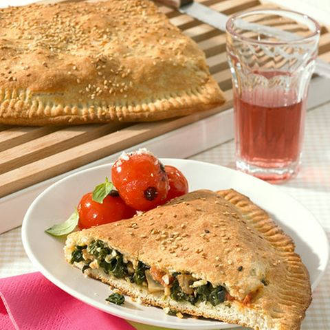Spinat-Calzone