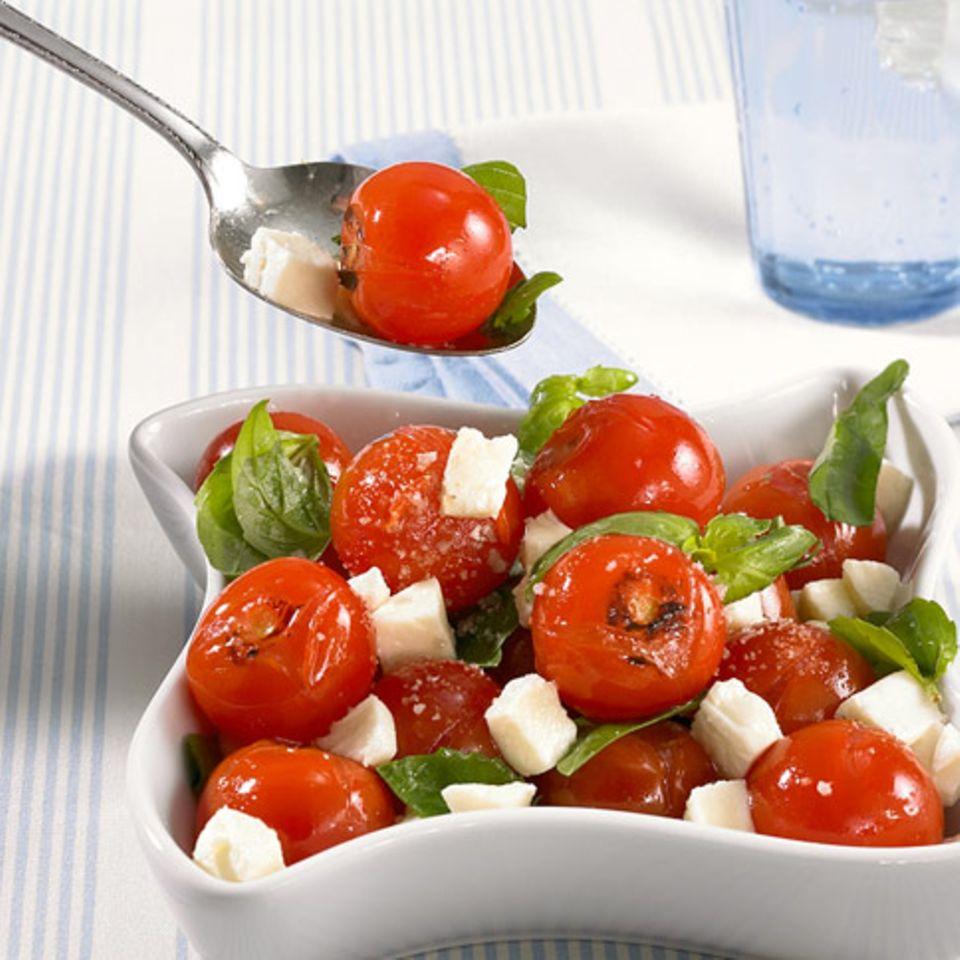 Mozzarella-Tomaten