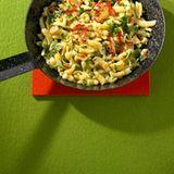 Spätzle aglio e olio