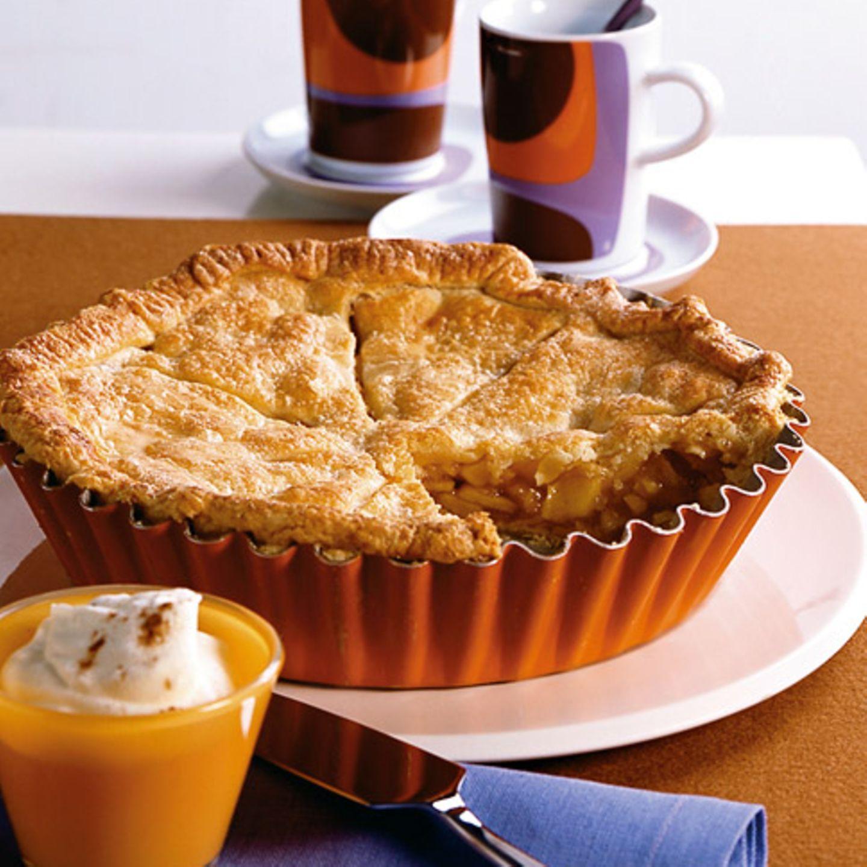Apfel-Ingwer-Pie