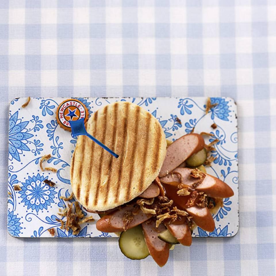 Toast Bornholm Rezept