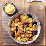 Kartoffel-Blutwurst-Gröstl