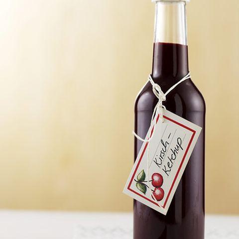 Kirsch-Ketchup