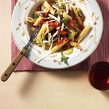 Sizilianische Gemüsesauce